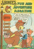 Shoney's Fun and Adventure Magazine (1981) Promo 2