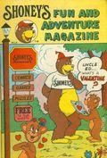 Shoney's Fun and Adventure Magazine (1981) Promo 8