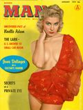 Modern Man Magazine (1951-1970) Jan 1959