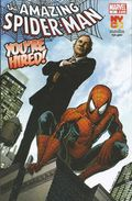 Amazing Spider-Man You're Hired (2010 Marvel) NYCC Promo 1