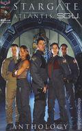 Stargate Atlantis/Universe Annual (2018 American Mythology) 1A