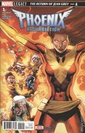 Phoenix Resurrection The Return of Jean Grey (2017 Marvel) 1L