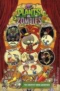 Plants vs. Zombies The Greatest Show Unearthed HC (2018 Dark Horse) 1-1ST