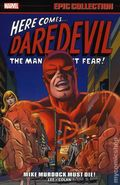 Daredevil Mike Murdock Must Die TPB (2018 Marvel) Epic Collection 1-1ST