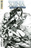 Xena Warrior Princess (2018 Dynamite) 1E