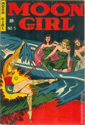Moon Girl and the Prince (1947) Canadian Edition 5