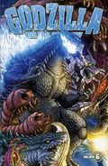 Godzilla Rulers of Earth TPB (2013-2015 IDW) 6-REP