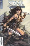 Xena Warrior Princess (2018 Dynamite) 1A
