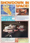 Action 21 Magazine (1988 Engale Marketing) Vol. 1 #8