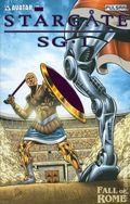 Stargate SG-1 Fall of Rome (2004) 3H