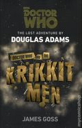Doctor Who and the The Krikkitmen HC (2018 Penguin) The Lost Adventure by Douglas Adams 1-1ST