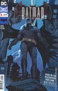 Batman Sins of the Father (2018) 1A