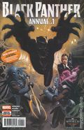 Black Panther (2017 6th Series) Annual 1A