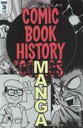 Comic Book History of Comics Comics For All (2017 IDW) 3A
