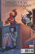 Deadpool vs. Old Man Logan (2017 Marvel) 5B