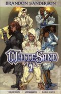 White Sand HC (2016-2018 Dynamite) 2-1ST