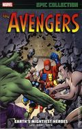 Avengers Earth's Mightiest Heroes TPB (2014 Marvel) Epic Collection 1-REP