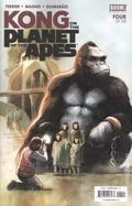Kong on The Planet of the Apes (2017 Boom) 4A