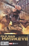 Old Man Hawkeye (2018 Marvel) 1H