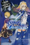 Is It Wrong to Try to Pick Up Girls in a Dungeon? On the Side SC (2016- Yen Press Novel) Sword Oratoria 5-1ST