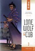 Lone Wolf and Cub Omnibus TPB (2013-2016 Dark Horse) 3-REP