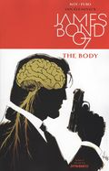 James Bond The Body (2018 Dynamite) 2A