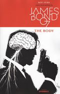 James Bond The Body (2018 Dynamite) 2B
