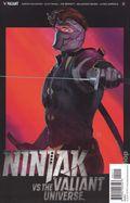 Ninjak vs. The Valiant Universe (2018 Valiant) 2A