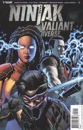 Ninjak vs. The Valiant Universe (2018 Valiant) 2B