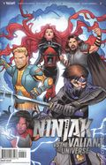 Ninjak vs. The Valiant Universe (2018 Valiant) 2E