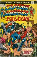 Captain America (1968 1st Series) National Book Store Variants 195