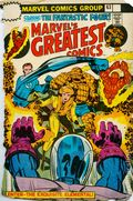 Marvel's Greatest Comics (1969) National Book Store Variants 63