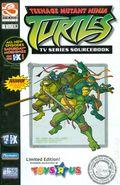 Teenage Mutant Ninja Turtles TV Series Sourcebook (2003 Mirage) 1
