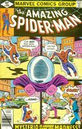 Amazing Spider-Man (1963 1st Series) Whitman Variants 199