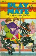 Children's Playmate Magazine (1929 A.R. Mueller) Vol. 1 #2