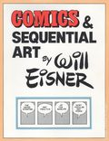 Comics and Sequential Art SC (1985 Poorhouse Press/Eclipse) By Will Eisner 1st Edition 1-1ST