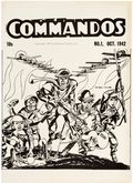 Commandos Ashcan Edition (1942 DC) 1