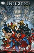 Injustice Gods Among Us Year Four TPB (2016 DC) 1-REP