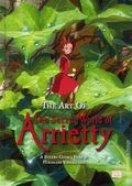 Art of The Secret World of Arrietty HC (2018 Viz) 1-1ST