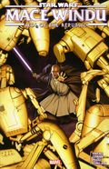 Star Wars Mace Windu TPB (2018 Marvel) Jedi of the Republic 1-1ST