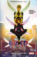 Unstoppable Wasp TPB (2017 Marvel) 2-1ST