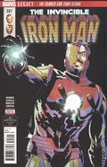 Invincible Iron Man (2017 4th Series) 597A