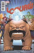 Lockjaw (2018 Marvel) 1C