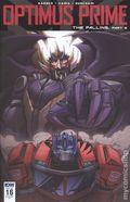 Optimus Prime (2016 IDW) 16RI