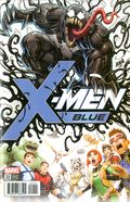 X-Men Blue (2017) 22B