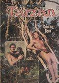 Tarzan Coloring Book (1966 Whitman) 1092