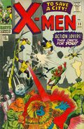 Uncanny X-Men (1963 1st Series) UK Edition 23UK