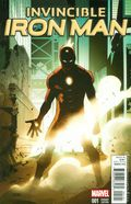 Invincible Iron Man (2015 2nd Series) 1O