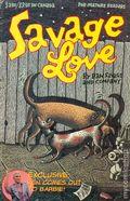 Savage Love the Comic (1994 Bear Bones) 1