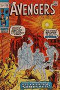 Avengers (1963 1st Series) UK Edition 85UK
